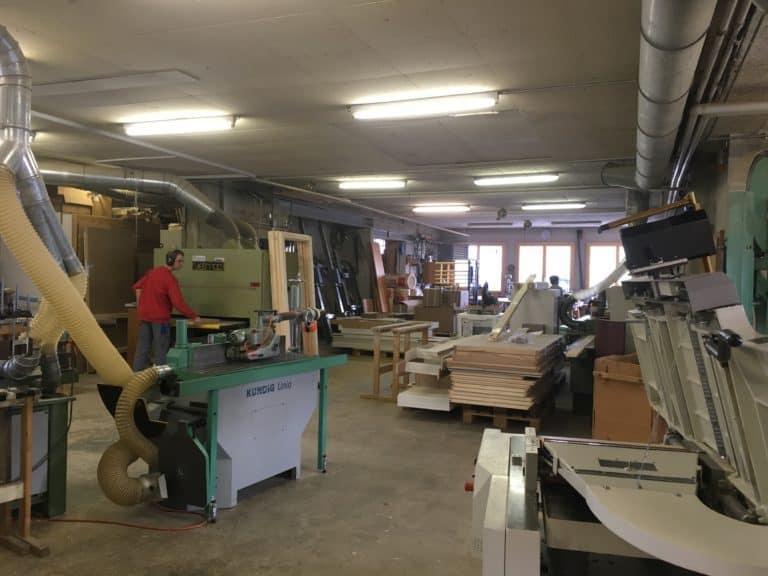 atelier de la menuiserie maillard a besencens veveyse fribourg vaud